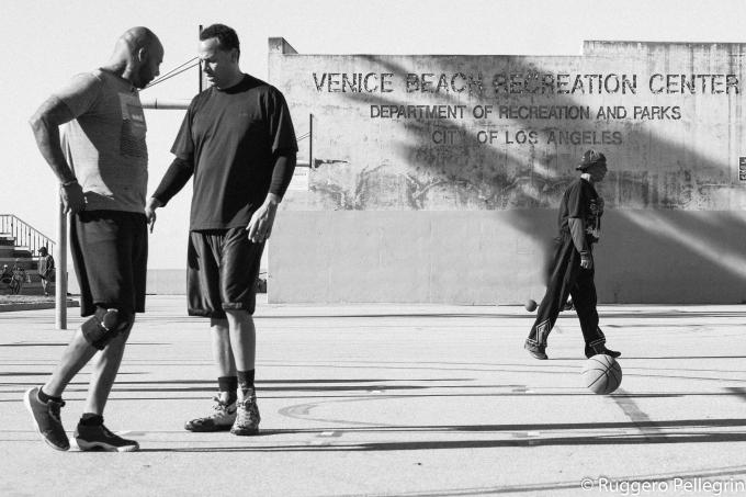 In the hood: VeniceBeach