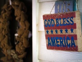 God Bless America…
